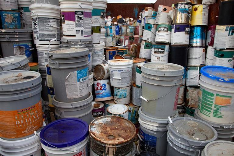 Hazardous waste removal company Newport