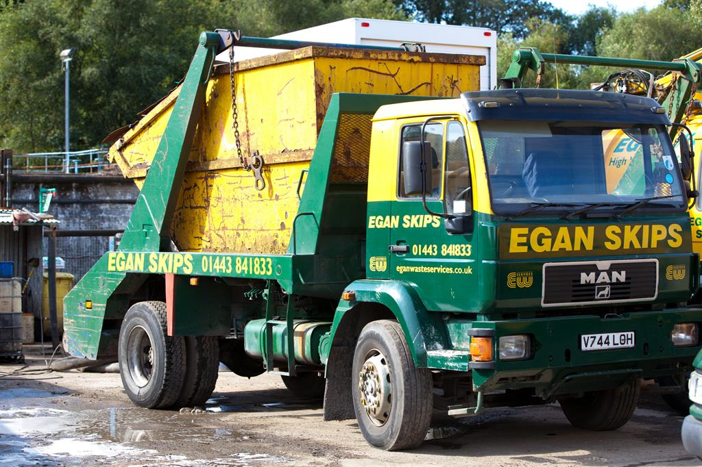 Skip Hire South Wales