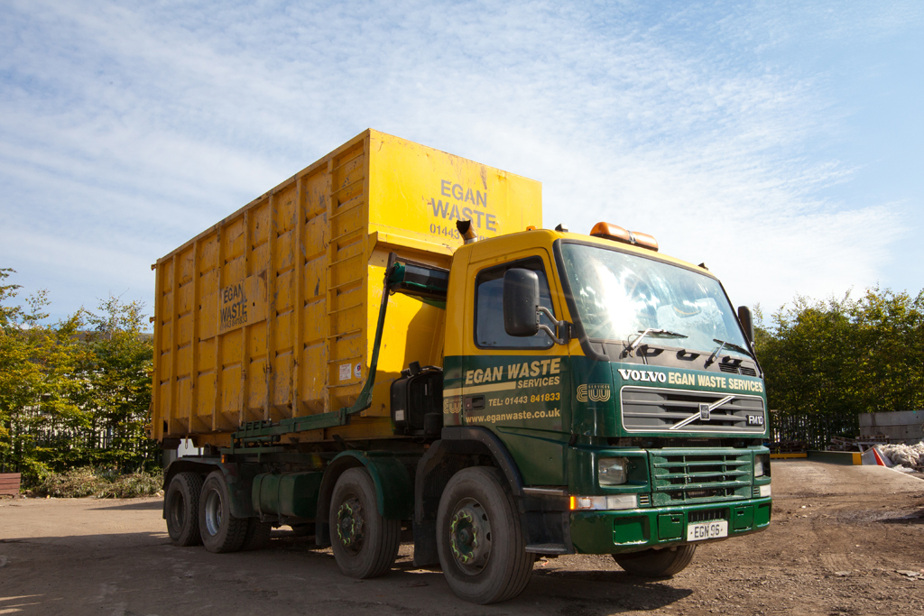 Commercial Skip Hire South Wales