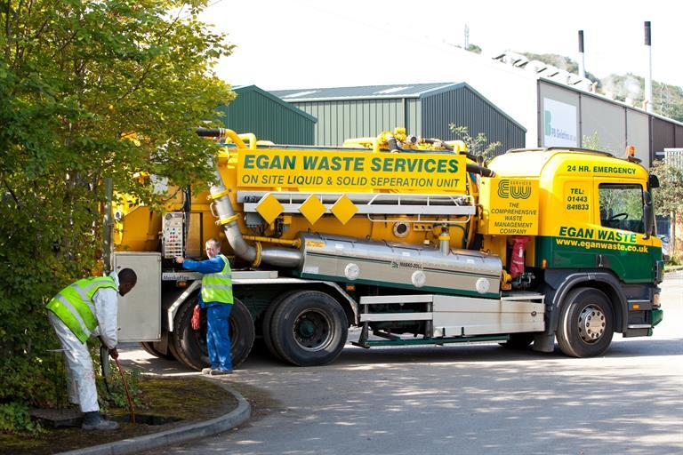 Drainage services